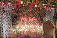 Pernikahan Putri & Affan by Bonzai Decoration
