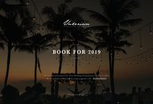 BOOK FOR 2019 by Valerian Photo