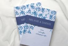 Melanie & Darwis by Book.Idea
