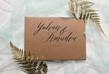 Yohan & Amadea by Book.Idea