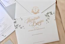 #HeyBay Invitation by Book.Idea