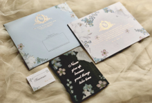 febri & luthfi wedding invitation & souvenir by Book.Idea
