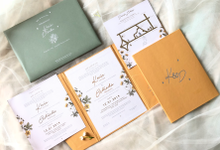 Kevin & Dinda Wedding Invitation by Book.Idea