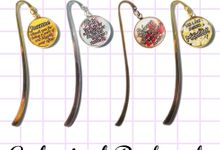 Customized Bookmarks by Charm Mali Charm