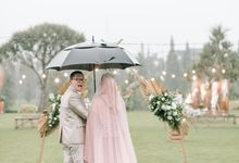 The Wedding of Neng & Hidayat by Shandyatama Wedding Solution