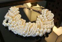 Kai & Chelo wedding by BOSAI Fashion Accessories