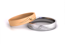 Mieve wedding band by Reine