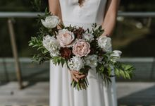 Modern Eclectic 1 by Everitt Weddings