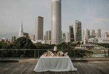 Modern Eclectic 2 by Wedrock Weddings