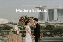 Modern Eclectic 1 by Everitt Weddings