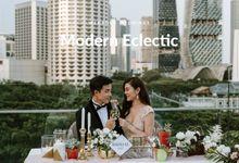 Modern Eclectic 2 by Everitt Weddings