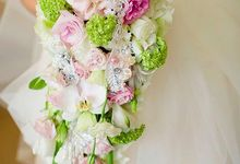 Bridal Bouquet Collection by Boenga