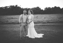 Boho Bride by Amber Elaine Photography