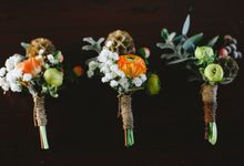 Rustic Feel by WiB flowers