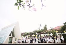 Gadys & Boy by Love Bali Weddings