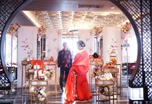 Davine & Kartini Sangjit - Tangerang by Before Sunrise Wedding