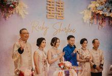 Sangjit Shirlene & Ricky by Finest Organizer