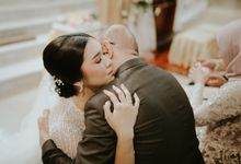The Royal Wedding Emily & Gandy at Menara Peninsula by Warna Project