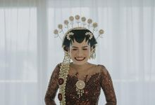 Dio & Dinta Traditional Wedding by Behind the scene