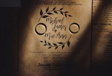 Michael James & Mae Ann Wedding by Armand Ansaldo Photography