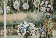 The Wedding ROBIN & CINDY by d'Oasis Florist & Decoration