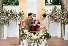 Wedding of Rina & Rafael by Laguna Park