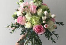 Bride Bouquet by Floranara