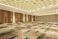 NEW Novotel Grand Ballroom (May 2020 opened) by Novotel Bogor Golf Resort and Convention Centre