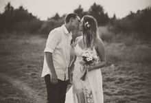 Nusa Lembongan wedding of Brooke and Alex by EYECON Photography Bali