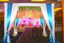 Wedding by Golden Boutique Hotel Angkasa