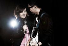 Nadia and Ubey Rockstar Life by Saint Jadoon Photoworks