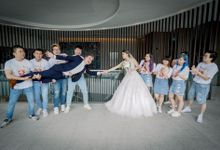 Brendan & Wenqian Wedding Day by Filia Pictures