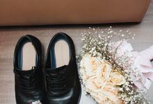 Wedding off arya & nova  by BretonBridal &Photography