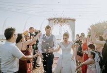 Wedding of Olivia & Brett by Nika di Bali