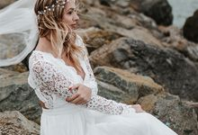 Windswept in Ireland by Fancy Bowtique Bridal Couture