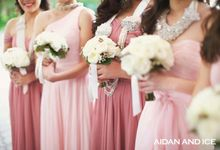 The Bridesmaids by Aidan and Ice