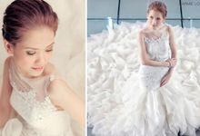 Bridal Make Up by Carmie Locsin Makeup
