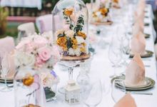 Preserved Flower Wedding Event by BloomBack