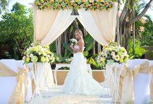 Wedding Ceremony by Impiana Private Villas Seminyak