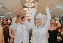 Risma and Ikhsan Wedding Candid by Heaven Creative