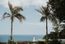 Environmental Friendly Concept Wedding decoration theme by Tirtha Bali