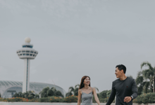 Changi Airport by Bridelope Productions