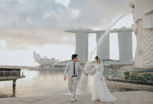 Singapore Landmarks by Bridelope Productions