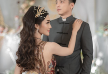 The Engagement of Ms. Michelle & Mr. Rendy by Brides Choice