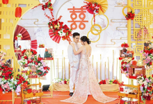 The Engagement of Ms. Claudya & Mr. Marvin by Brides Choice