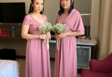 Bridemaids Makeup by MakeupbyNadhia