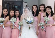 Romantic Church Wedding by G Creations