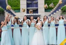 JJ and Kristine Wedding by Larry Leong Photography