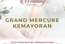 Grand Mercure Kemayoran by Sky Wedding Entertainment Enterprise & Organizer