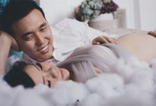 Maternity Shoot by Memoira Studio
